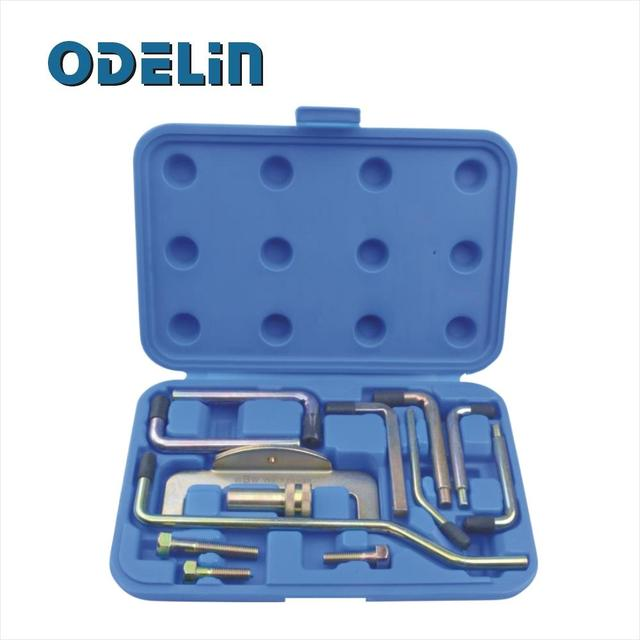 13pc Diesel and Petrol Engine Timing Tool Set For Audi Citroen Peugeot VW Volvo