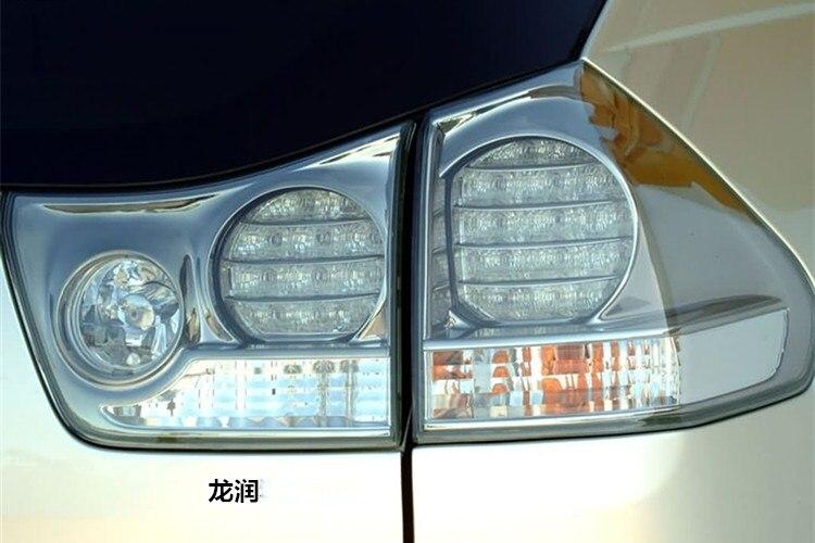 Osmrk arrière lumière, queue lampe intérieure pour lexus RX300 RX330 RX350 HARRER 2003-2008, livraison gratuite
