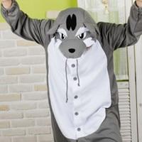 New All In One Anime Pyjama Cartoon Cosplay Warm Hood Loungewear Adult Unisex Homewear Cute Animal