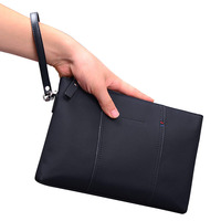 mens wallet leather genuine luxury brand hand bag men evening clutch bags envelop vintage free shipping