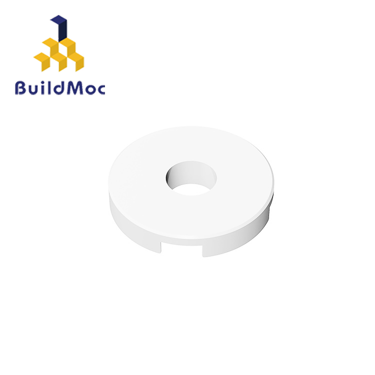 BuildMOC Compatible Assembles Particles 15535 2x2 For Building Blocks Parts DIY LOGO Educational Tech Parts Toys