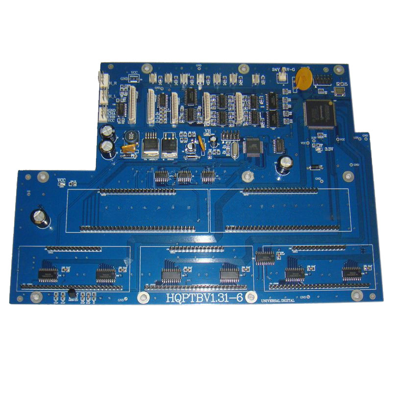 купить Printhead Board for Infiniti/Challenger FY-3206HA/FY-3206HF/FY-3206H/FY-3206R/FY-3206G 6PCS SEI KO 35PL Printer по цене 20826.04 рублей