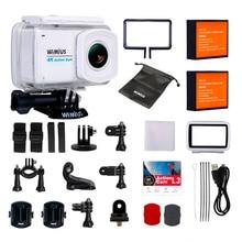"100% Original Wimius Wifi 4 Karat Touchscreen Action Kamera 2,45 ""Notavek 96660 Gehen Wasserdichte 30 Mt Pro Sport Mini Auto Camcorder DVR"
