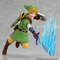 The Legend of Zelda Skyward Sword Link Figma 153 PVC Action Figure Collectible Model Toy 14cm for kids christmas gift