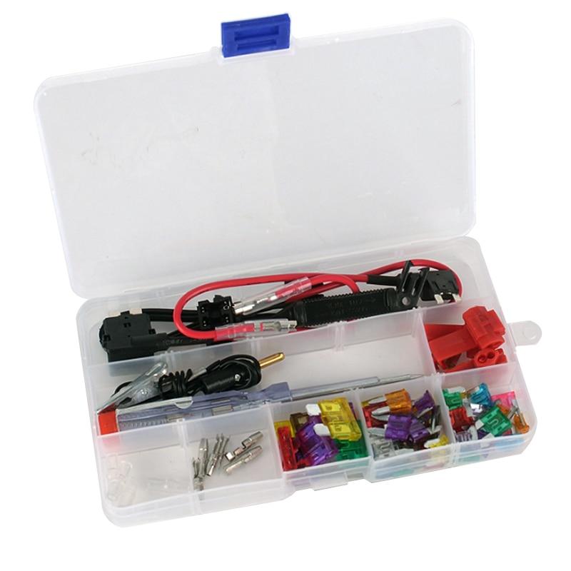 Coche fusible/tomar fusible cinta/kit para conducción modificación con M/S/mini tamaño fusible