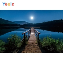 Yeele Landscape Photocall Night River Room Painting Photography Backdrops Personalized Photographic Backgrounds For Photo Studio