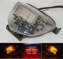 net motosiklet için kuyruk lambaları 2000-2003 suzuki gsxr 600/750 01 02