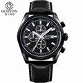 OCHSTIN Chronograph Men's Watch 3 Workable Sub-dials Quartz Sport Watch Military Watch Men Wristwatch Male relogio masculino