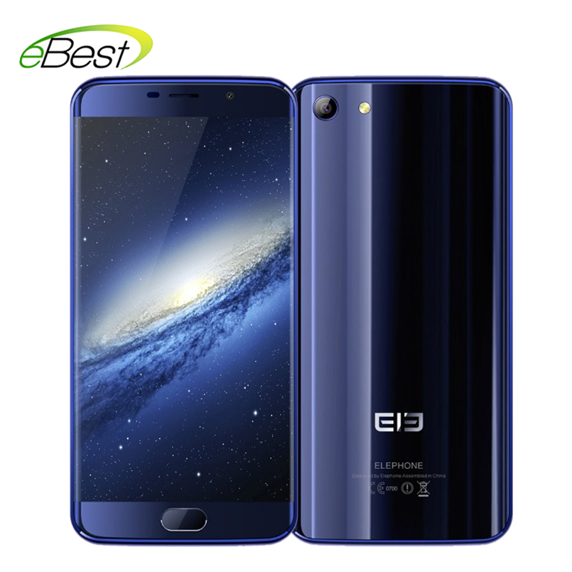 Elephone S7 Smartphone Android 6.0 MT6797M Deca Core 2GB RAM 16GB ROM 5.5 Inch 3000mAh OTG 4G Mobilephone-in Cellphones from Cellphones & Telecommunications