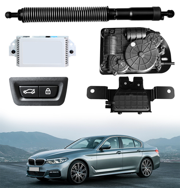 Better Smart Auto Electric Tail Gate Lift For 2018 Model Bmw 5