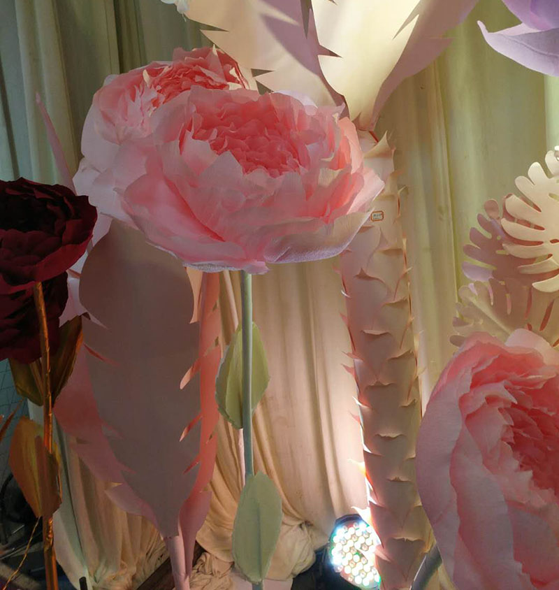 Giant Paper Flowers Wedding: Aliexpress.com : Buy Giant Paper Flowers Large Peony Head