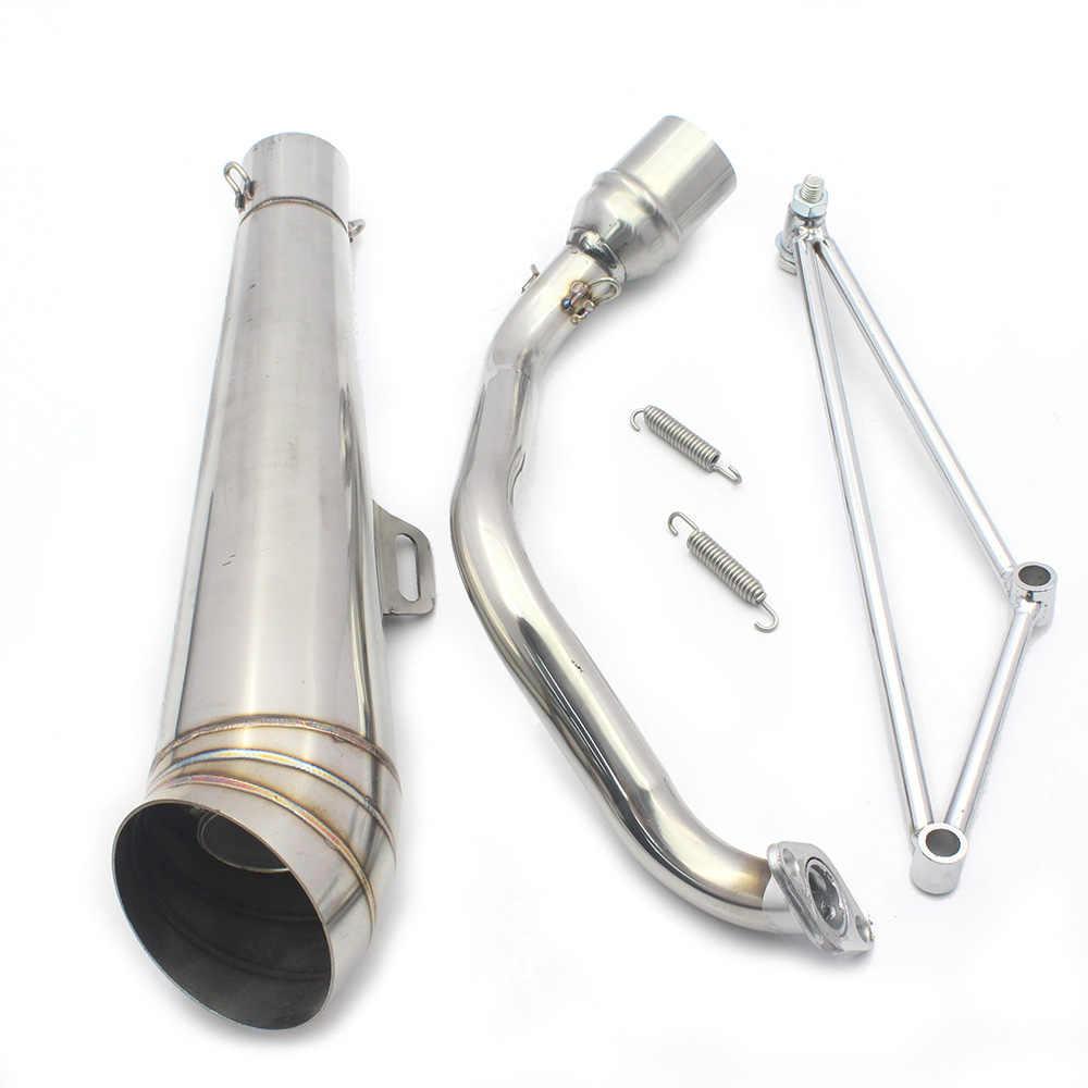 exhaust muffler system header exhuast