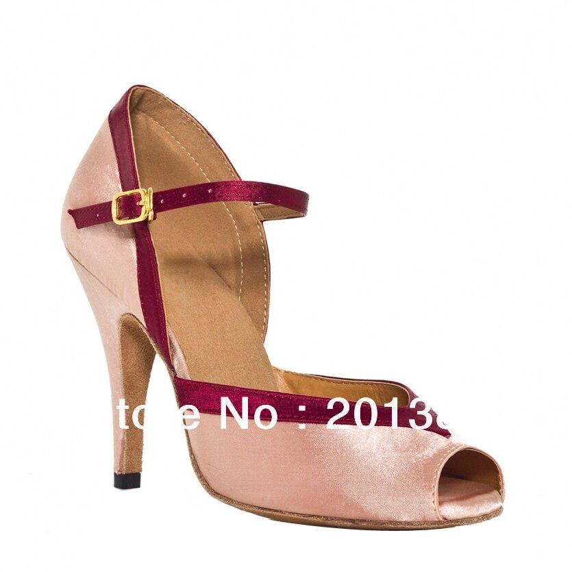 Wholesale Discount Women LATIN Shoes Ballroom font b Dance b font Shoes Salsa font b Tango