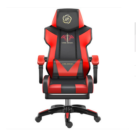 Offre spéciale maison en jouant chaise WCG ordinateur chaise peut mentir Gameing Chaise arc type chaise de bureau siège de course