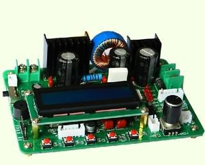 ZXY6005S Full CNC constant voltage constant current DC-DC regulated power supply ltc3780 dc dc automatic lifting and pressing solar energy vehicle voltage constant voltage constant current power supply module