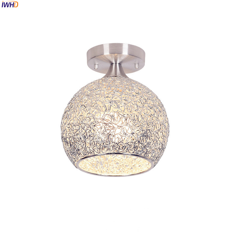 IWHD Aluminum LED Ceiling Light Fixtures Plafon Bedroom Living Room Lights Modern Ceiling Lamp Home Lighting Luminaire Lampara iwhd aluminum led pendant light modern bedroom living room hanglamp home lighting fixtures nordic style suspension luminaire