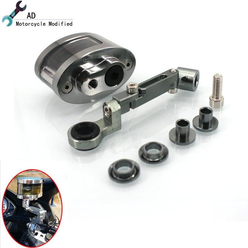 For Suzuki Brake Fluid Reservoir GSF600 GSX600 GSF650 SFV650 SV650 M800 Clutch Tank Cylinder Fluid Cup Motorcycle Accessories #