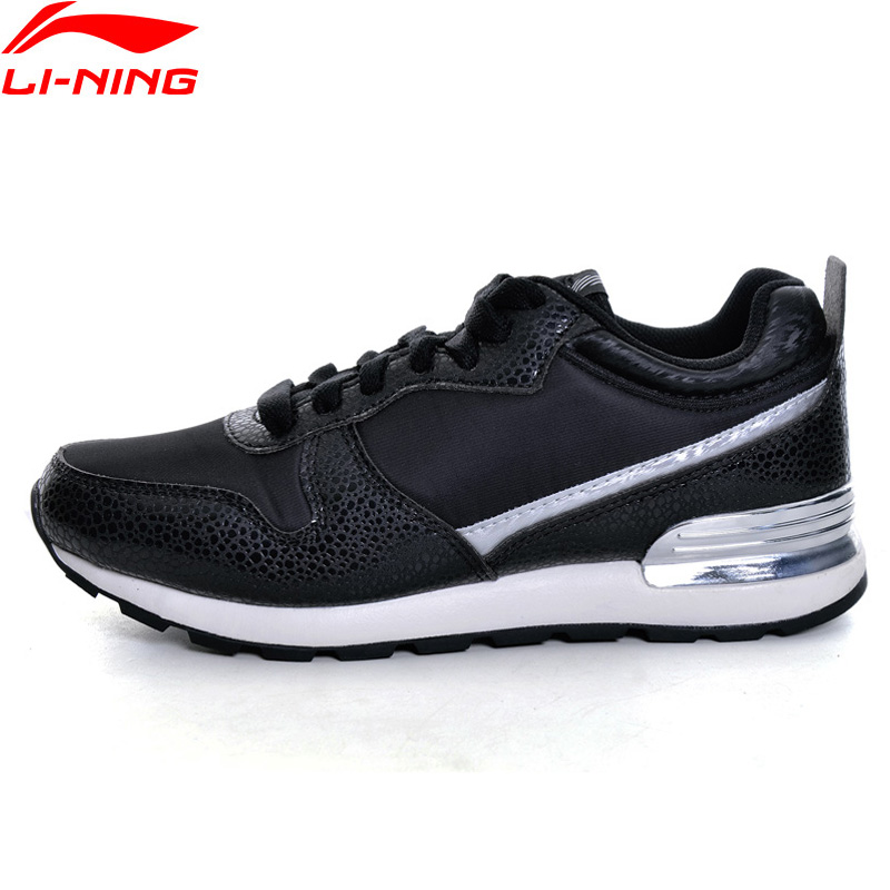 Li-Ning Women Walking Shoes TPU Support Fitness Sneakers Leisure Comfort LiNing Sports Shoes GLKM134 YXB114 li ning men dominator on court basketball shoes bounse cushion lining sports shoes tpu support sneakers abpm027 xyl120