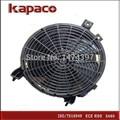 Air Condition Condenser Fan Motor  MN123607 for Mitsubishi Pajero Sport Montero Challenger Nativa Pickup Triton L200