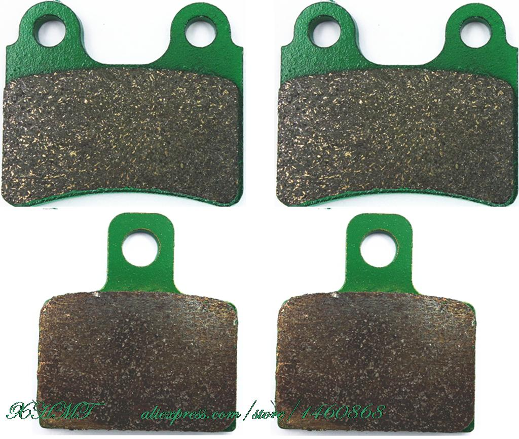 Тормозные колодки колодок для GASGAS TXT и 125 200 250 280 300 куб. TXT125 TXT200 TXT250 TXT280 TXT300 2004 & вверх