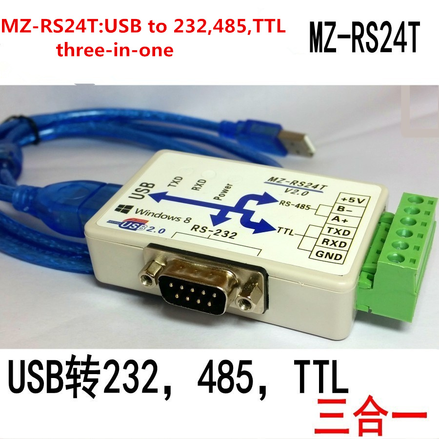 Buy Isolated Usb To 485 And Get Free Shipping On Serial Surge Optical Isolation Converter Rs422
