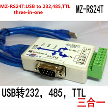 FT232 USB to 232 485 ttl USB to RS232 USB serial port module usb to COM Converter isolated serial module/Photoelectric isolation