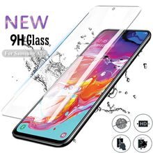 2pcs/Lot Tempered Glass Screen Protector For Samsung Galaxy A70 A50 A30 A20 A40 A10 A90 A80 A60 M30 M20 M10 Explosion Proof Film(China)