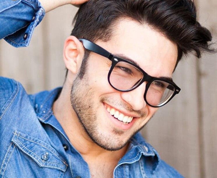SOLO TU Neue Klassische Superstar Stil Niet Brillen Rahmen Männer Frauen Optische Brillen Computer Brille Brillenfassungen Oculos