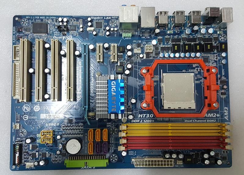 Free shipping original motherboard for gigabyte GA-M720-ES3 M720-ES3 Socket AM2 AM3 DDR2 720 16GB desktop motherboard original for ga ma78lm s2 desktop motherboard 940pin am2 am3 ddr2 100% tested