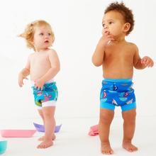 Герметичные Детские Плавание одежда принт Совет Магистральные