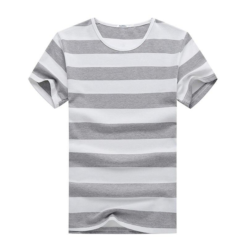 Printemps tendance décontracté à manches courtes col rond t-shirt ZGLKH06
