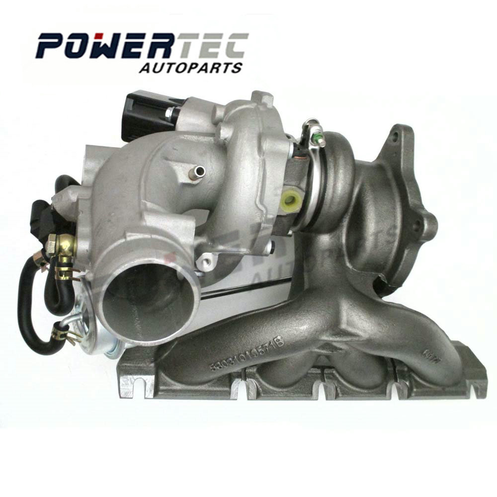 KKK turbo chargeur 53039700105 53039880105 pour VW Eos Jetta Golf V Passat B6 2.0 TFSI BWA BPY 200 HP 2006-06F145701H 06F145701G