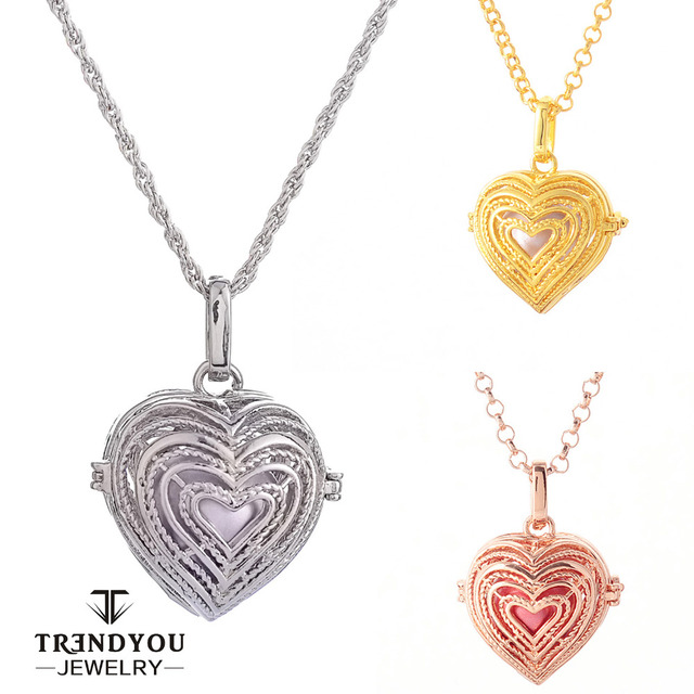 Trendyou jewelry harmony ball necklaces 2017 hot sales in store trendyou jewelry harmony ball necklaces 2017 hot sales in store mexico style pendant necklace with sounds aloadofball Images