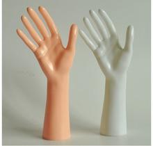 Glossy Plastic Manicure Mannequin