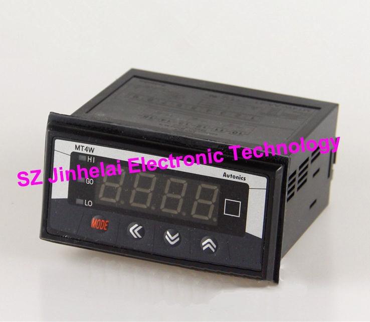 все цены на 100% New and original  MT4W-DA-40  Autonics  PANEL METER онлайн