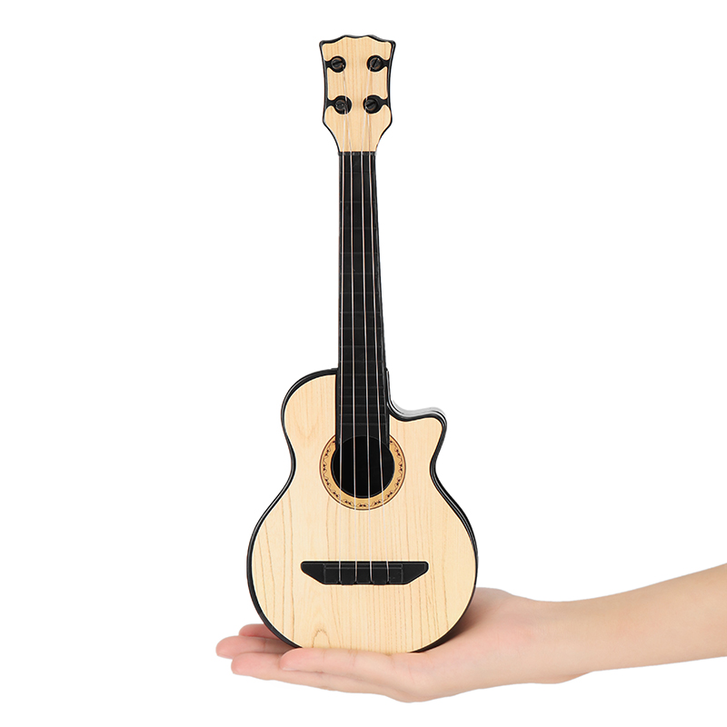 Capable Mini Simulated Ukulele Guitar Musical Instrument Kids Education Toys Gift Fixing Prices According To Quality Of Products Home