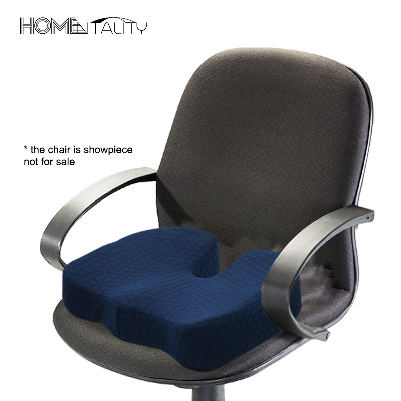 Memory Foam hip Orthopedic Chair Coussin Ergonomic Hemorrhoid Seat ...