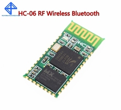 hc-06 HC 06 RF Wireless Bluetooth Transceiver Slave Module RS232 / TTL to UART converter and adapte