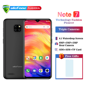 New arrival Ulefone Note 7 Sma