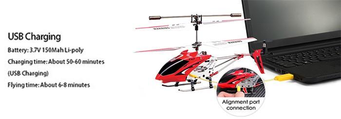 Syma ヘリコプター オリジナル helicoptero 20