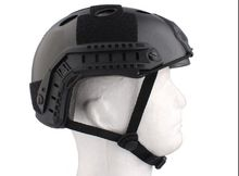 motorcycle helmet Tactical Airsoft Paint Ball Emes goggle Version Helmet Black cycling helmet