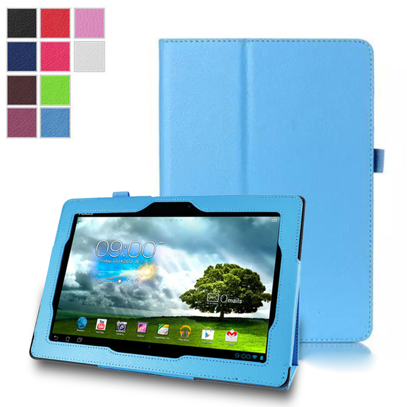 PU Leather Tablet Case Cover For ASUS MeMO Pad FHD 10 ME301T ME302 ME302C ME302KL K005 K00A Stand Protective Shell 10.1 inch new touch screen digitizer glass for asus memo pad fhd 10 me302 me302c k005 me302kl k00a 5425n fpc 1 100% working perfectly