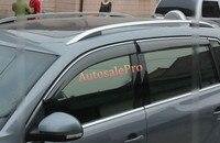 For Volkswagon VW Tiguan 2009 2010 2011 2012 2013 2014 2015 Door Window Visor Vent Guard