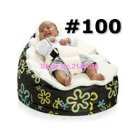 Splash with cream seat baby bean bag chairs/insects design baby bean bag chair, kids beanbag furniture, fashion baby seat