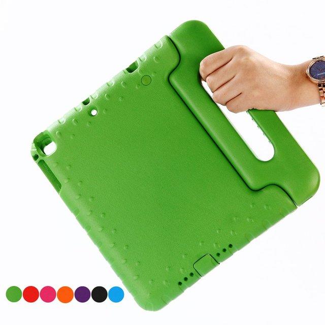 Ốp lưng dành cho iPad Air/Air 2 9.7 inch cầm tay Chống Sốc EVA Bộ vỏ Full Tay Cầm đứng Ốp lưng dành cho trẻ em cho Ipad 2017 2018 Ốp lưng