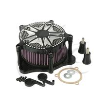 Motorcycle CNC Air Cleaner Intake Filter For Harley Touring Electra Street Glide Road King Ultra Limited FLHR FLHT FLHX 2008-16 все цены