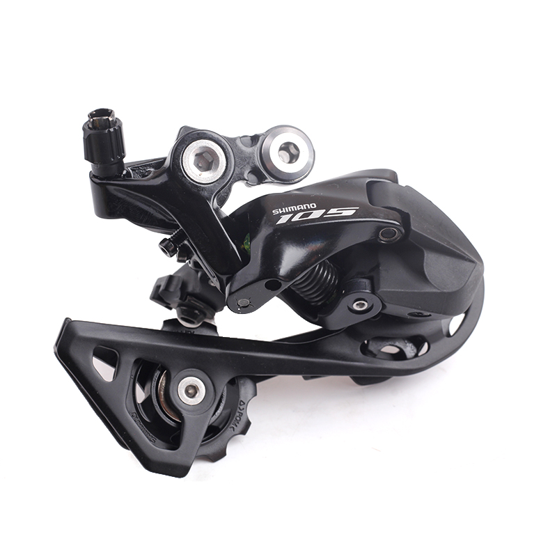 2018 NEW Shimano 105 RD R7000 SS 11S Speed Road Bicycle Rear Derailleur Short & Middle Cage Black