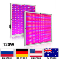Cheapest 20W 120W 85 265V High Power Led Grow Light Lamp For Plants Vegs Aquarium Garden
