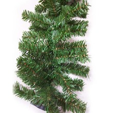 Rattan 2.7m PVC Vintage Wreath Christmas treeDecorations for  Home Shop Window Coverings Decor Wall Holiday Celebration Presents
