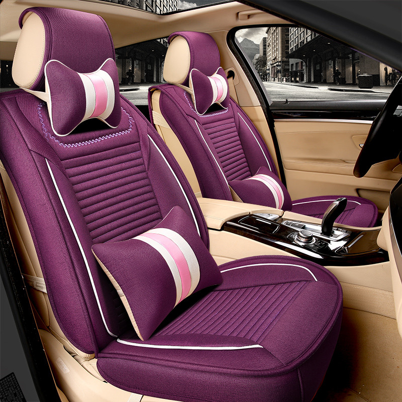 Comfortable And Beautiful Car Seat Cover It Is Easy To Install Universal In Automobiles Covers From Motorcycles On